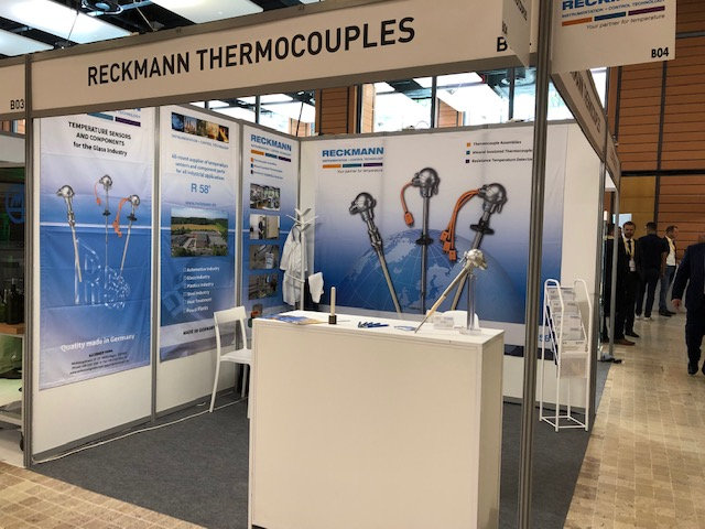 Glassman Europe Messestand